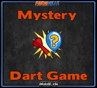 Farmville Mystery Dart Game