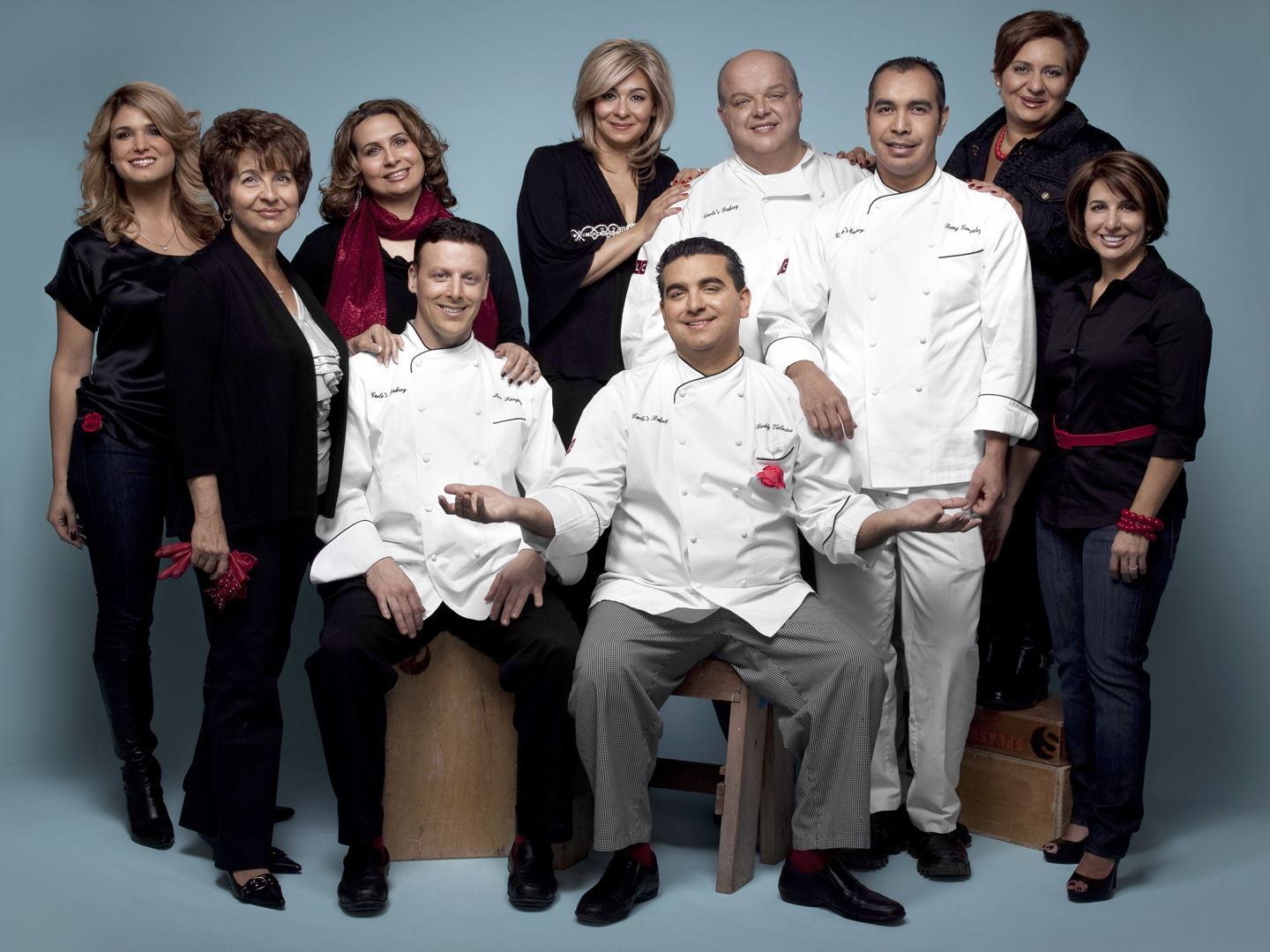 Cast Of Cake Boss Ages