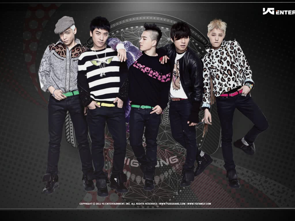 Big Bang Screensaver