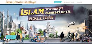 İslam Terroru Lənətləyir