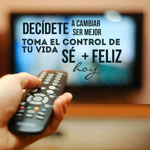 Decidete A Ser Feliz