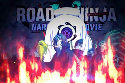 Naruto Shippuden Movie 6 Road to Ninja