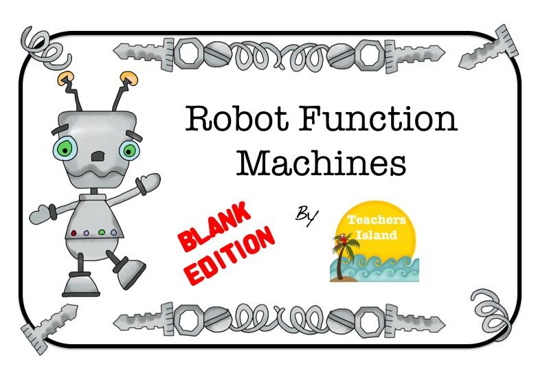 Robot Function Machines