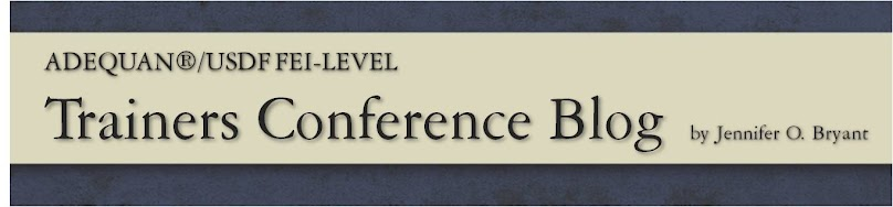 2019 USDF FEI-Level Trainers Conference