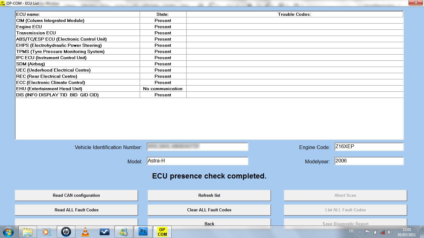 Opel OP COM China clone setting EOBDTool co uk