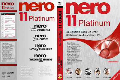 Nero 11 Platinum Capa