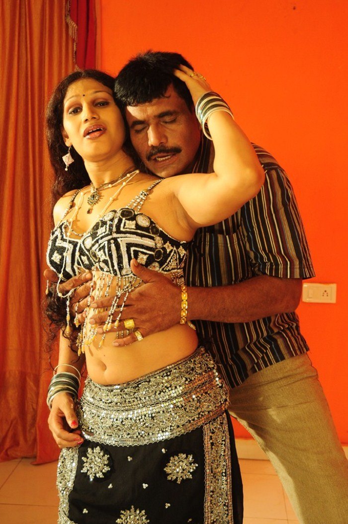 Aunty Katha Telugu Movie Hot Stills