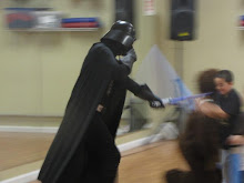 The best Jedi Training now offering Kylo Ren or Darth Vader