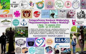 """Weź udział w naszym Wakacyjnym Konkursie Fotograficznym """"Najzabawniejsza Fotka z Wakacji""""! :)"""