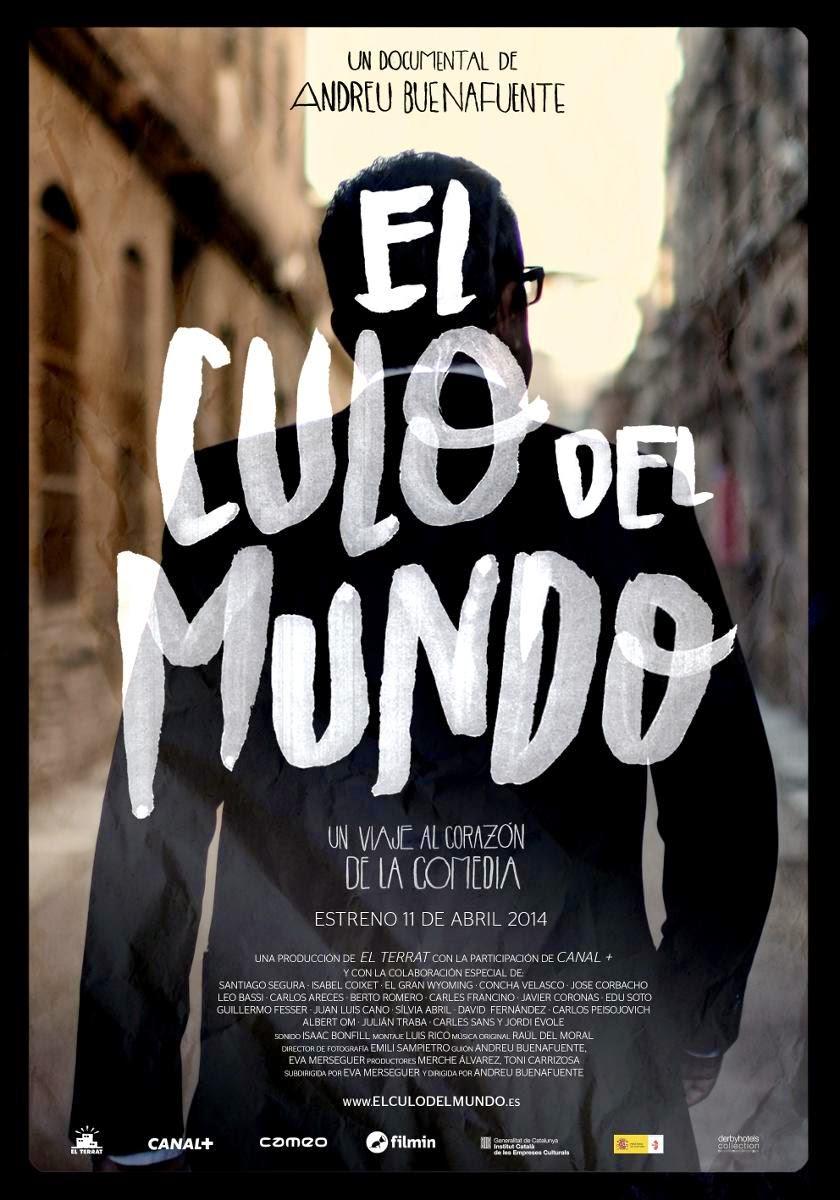 Ver El Culo Del Mundo (2014) Online