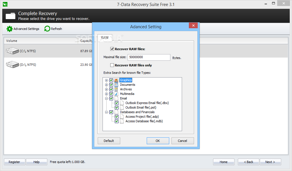 7 data recovery suite home 3 2 serial key download cracktodays for Home designer suite 2015 crack