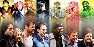 """Mengenal 7 Superhero Dalam Film """"The Avengers"""""""