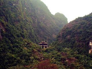 Tam Coc e Dich Binh in Vietnam