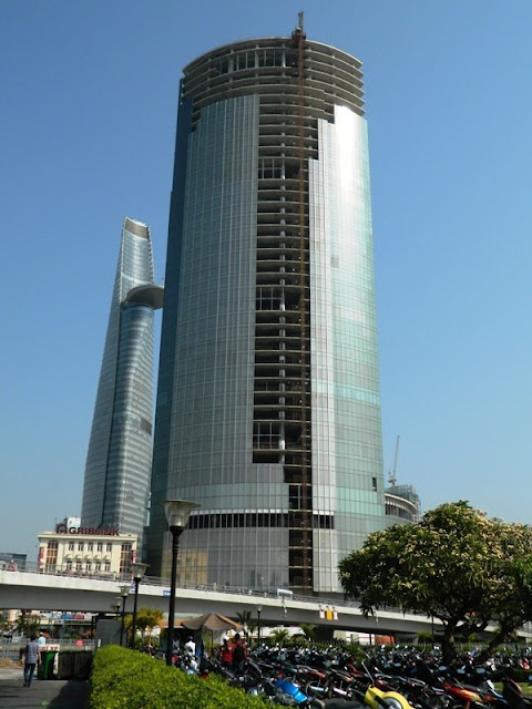 Thanh tra toàn diện tòa nhà cao thứ 3 Sài Gòn