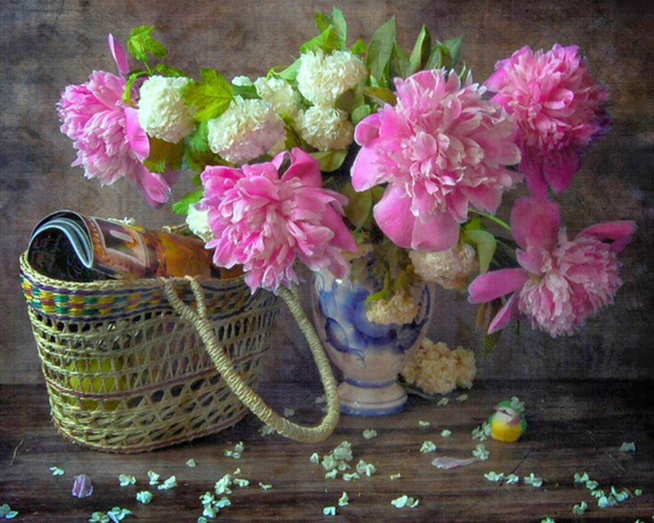 gather flowers wallpapers - photo #16