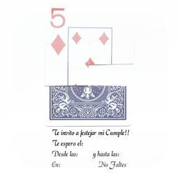 Hacer tarjeta de cumplea os original magia ciencia juegos - Hacer video cumpleanos original ...