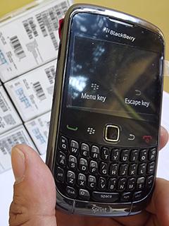 Jual Blackberry Smartfren Surabaya