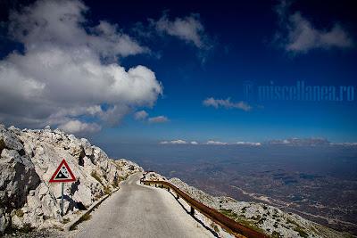 Road to Sveti Jure