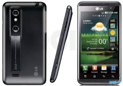 Harga LG Optimus 3D P920