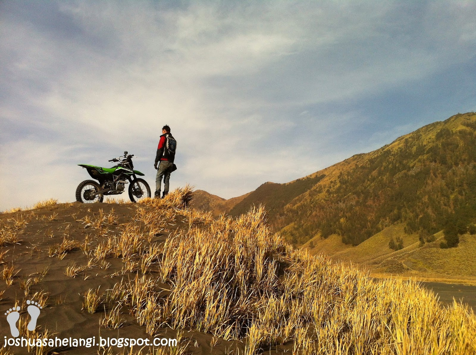 Photo session gunung batok bromo