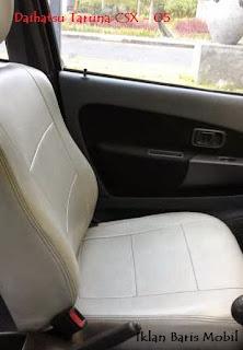 Dijual - Daihatsu Taruna CSX tahun 2005, iklan baris mobil