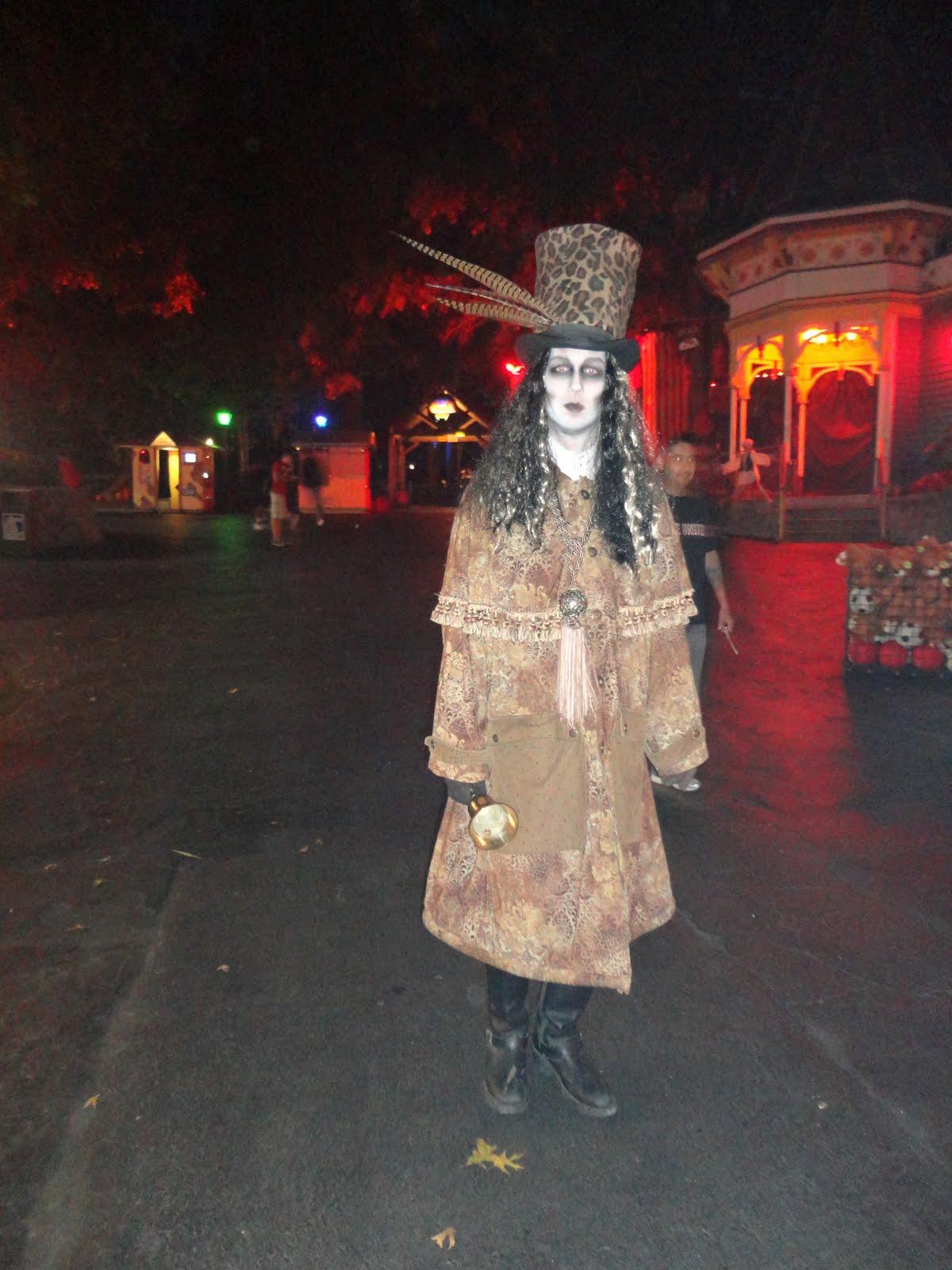 worlds of fun: halloween haunt third weekend review
