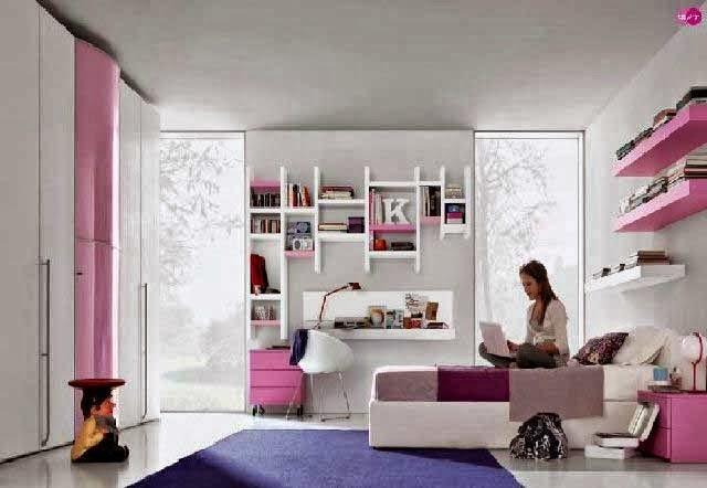 desain properti ruang tidur simpel 2014 desain properti