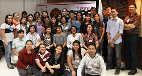 NISMED participates in 1st UP system-wide REPS Conference