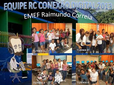 EQUIPE RC CONEXÃO DIGITAL