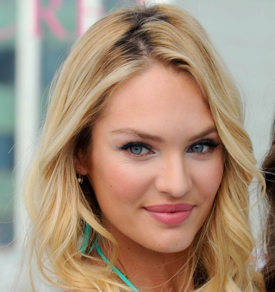 candice swanepoel celebrity faces - photo #15