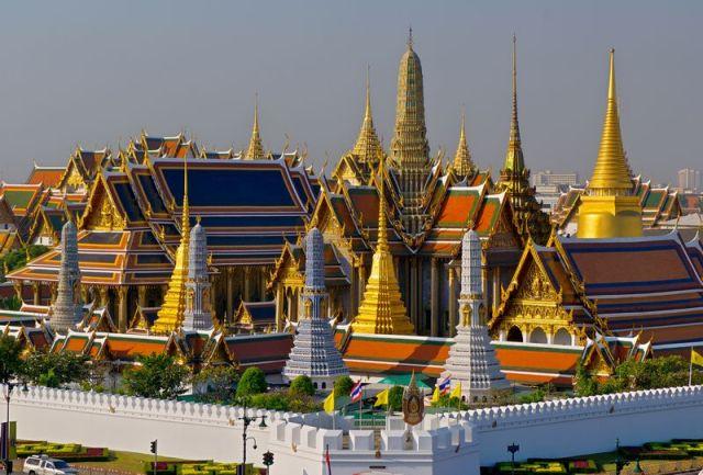Chùa Phật Ngọc - Thái Lan