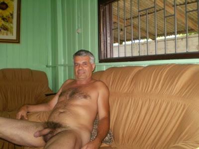 senior - handsome gay man