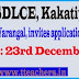 Admission into UG Courses-SDLCE, Kakatiya University