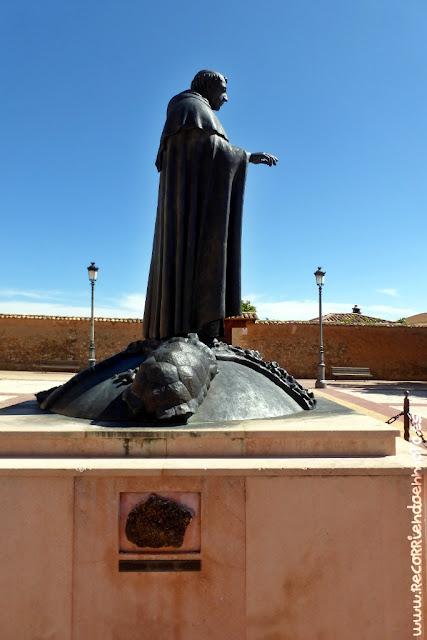 Fray Tomás de Berlanga, descubridor de las islas Galápagos