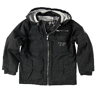 Boboli dark boys jacket