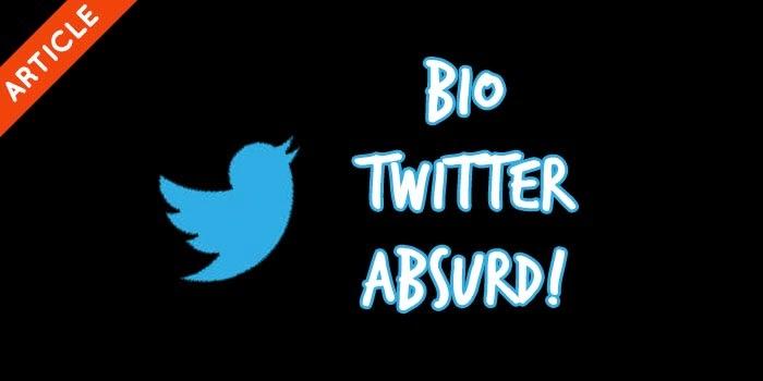 8 bio twitter yang paling absurd