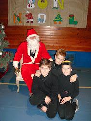 Visita Papa Noel