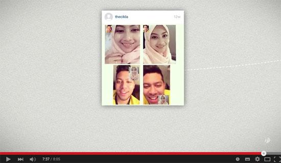#LundangToNewcastle - Kisah Cinta Jarak Jauh Aadil Marzani - Nik Nurul Athirah