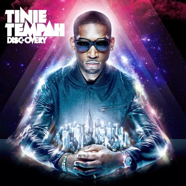 Tinie Tempah - Disc-Overy  Cover