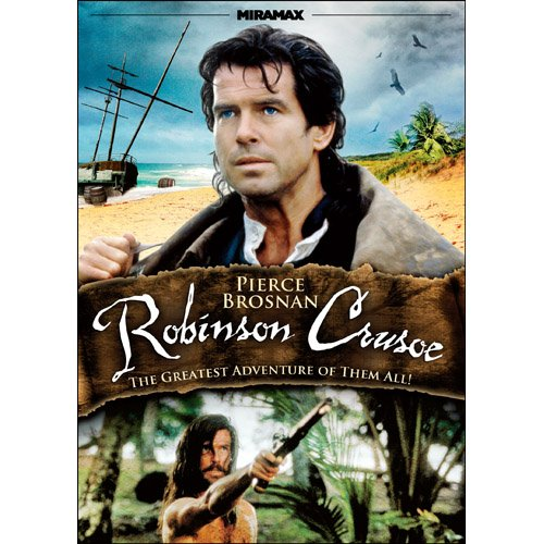 robinson crusoe book vs movie Adventures of robinson crusoe, shot in 1952, was his first film lead and the first half of the film is essentially a one-man show o'herlihy doesn't just carry the entire story with a largely wordless performance (his narration, which plays as if read from a journal, provides the audience's need for dialogue) but presents the evolution of a man .