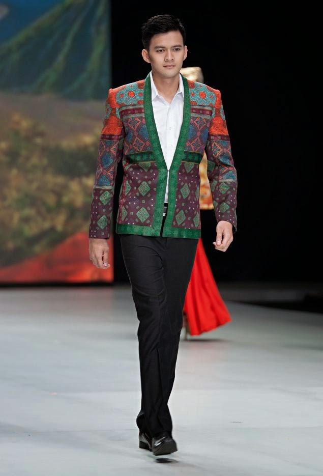 Model Baju Muslim Blazer Pria Gaul 2015