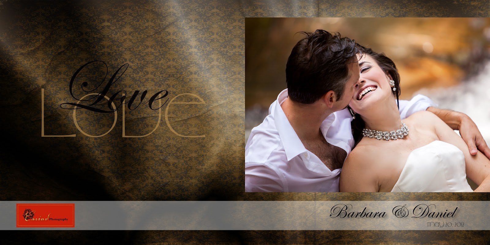 Wedding Photobook Cover Design ~ Pics for gt wedding photo book cover design
