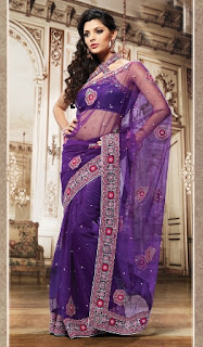 Party-Wear-Indian-Saree