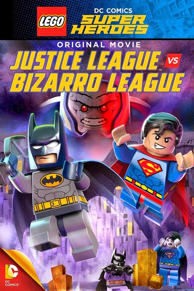 Descarga La Liga De La Justicia Vs La Liga De Bizarro. Lego Movie [1080p] [AudioDual] (2015) 1 link Audio Latino