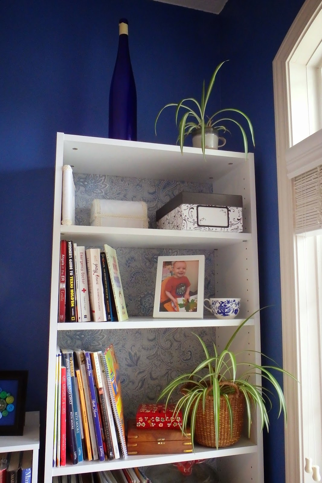 Repurposing Your Formal Living Room Into A Library The