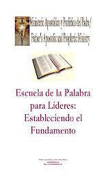 Manual: Escuela Ministerial Antioquia