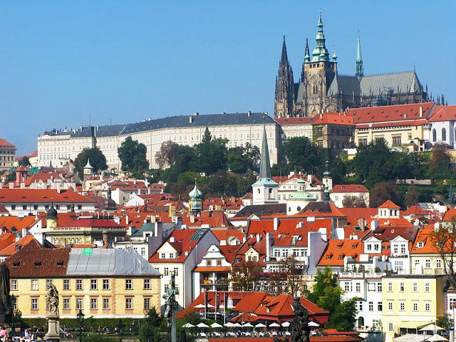 布拉格--城堡區