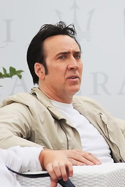 Nicolas Cage Venice Film Festival 70th