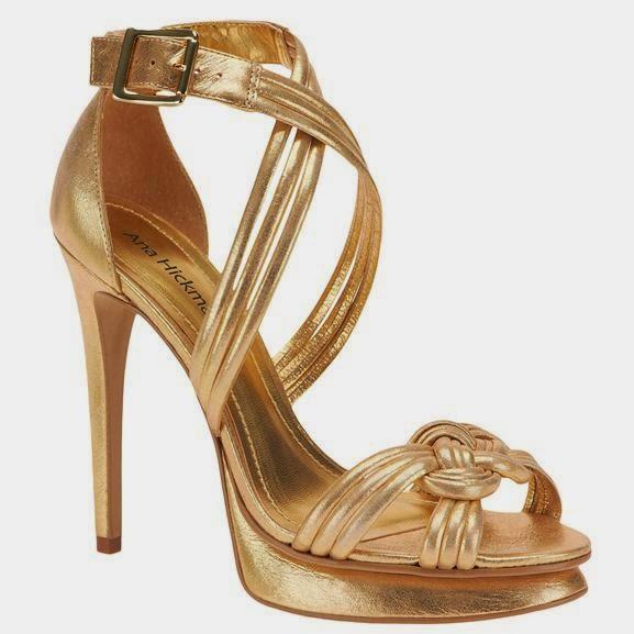 Veja alguns modelos e imagens de sandálias de festa que eu encontrei ...