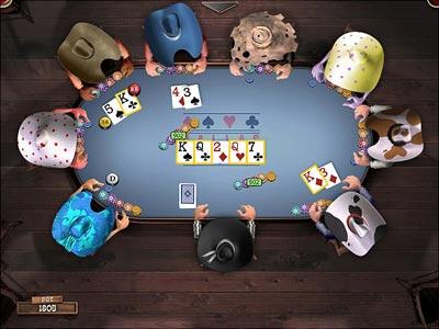 Jeux flash poker governor 2